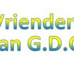 Vrienden van GDC logo