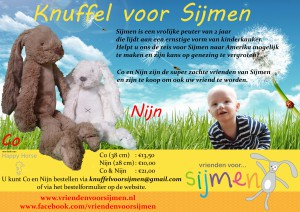 flyer knuffel