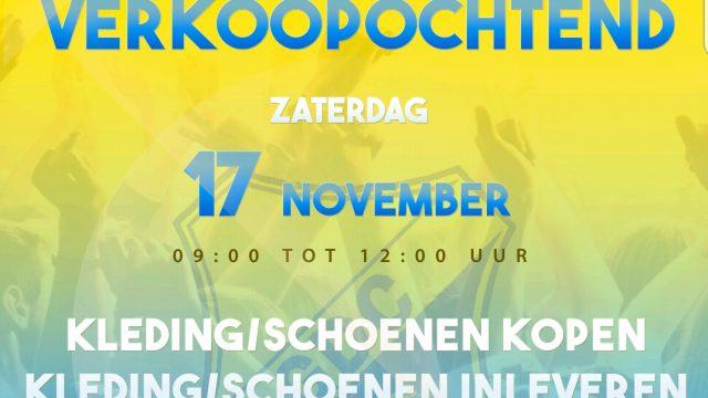 Verkoop Kleding.17 Nov Verkoop Kleding En Schoenen Vv Gdc